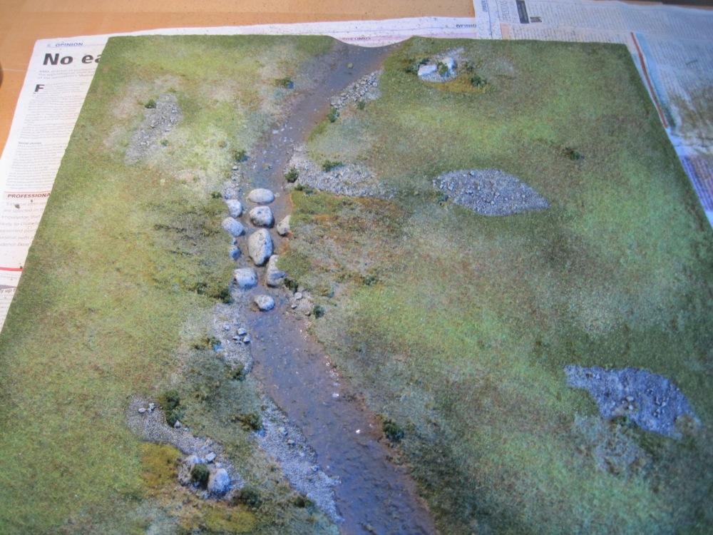 Modular Terrain Project (3/6)
