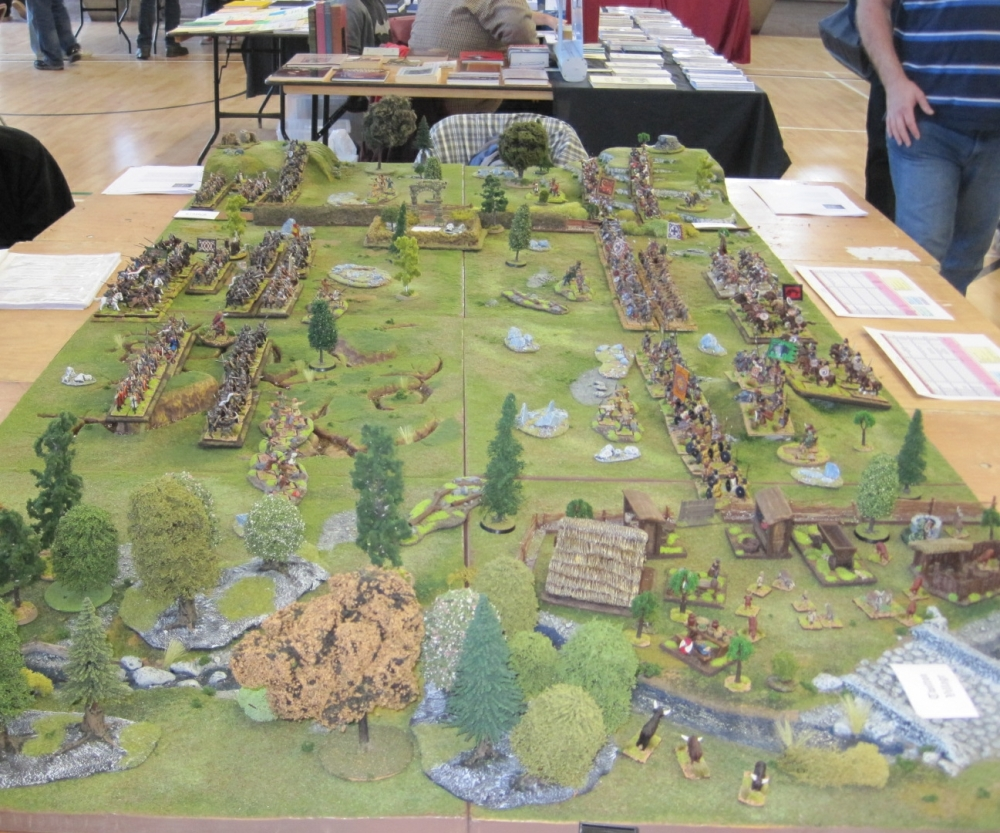 The First Battle of Otford (at the SELWG Open Day) (1/6)