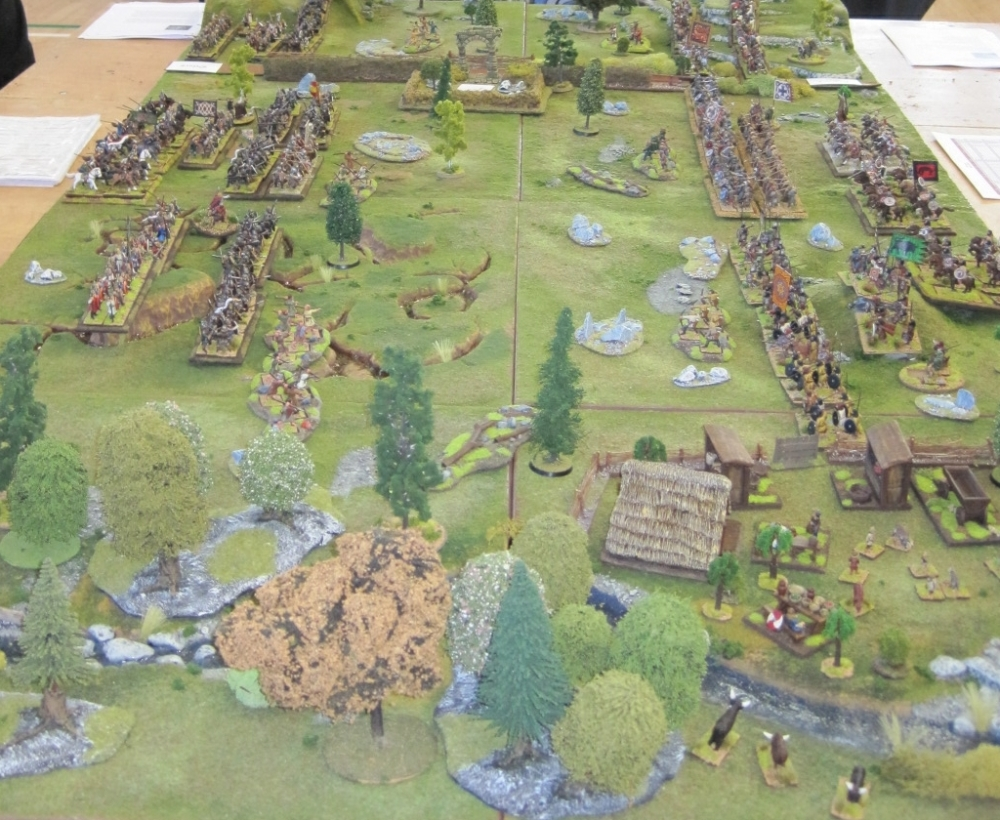The First Battle of Otford (at the SELWG Open Day) (2/6)