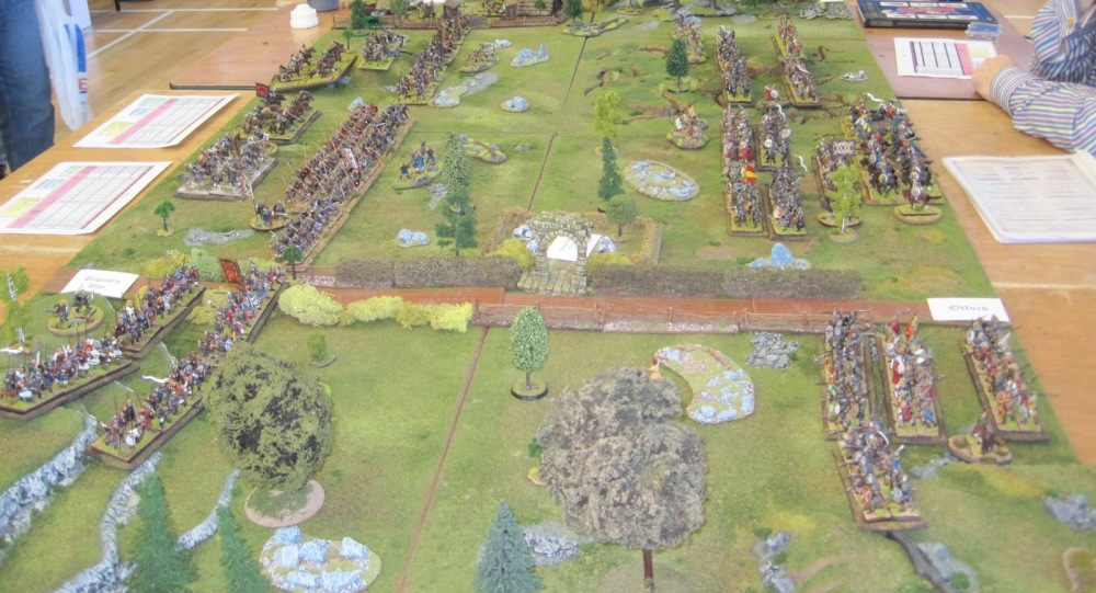 The First Battle of Otford (at the SELWG Open Day) (4/6)