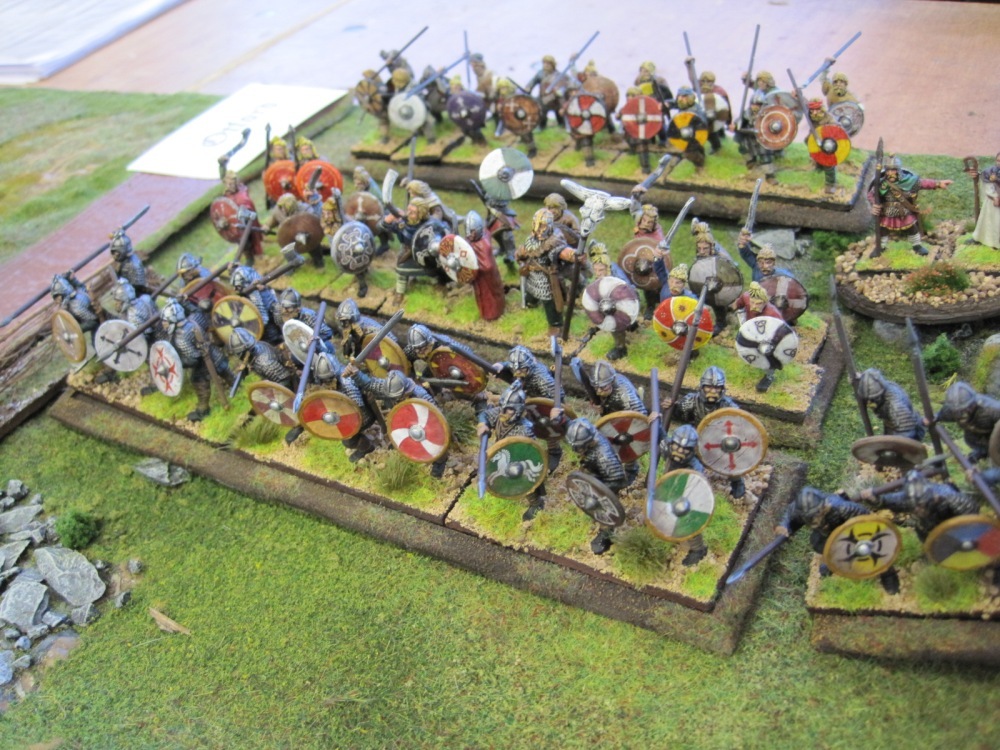 The First Battle of Otford (at the SELWG Open Day) (5/6)