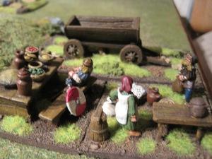 Saxon base camp