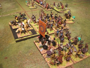 Picts advance